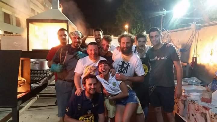 Gruppo Griglia Santo Spirito - Foto Facebook